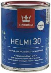 Helmi 30 selyemfényű bútorfesték A, 1 literes