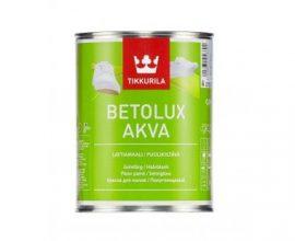 """Betolux Akva """"A"""" Padlófesték -vízbázisú, 0,9 literes"""