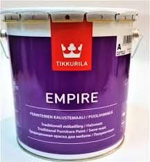 "Empire  ""A""  zománcfesték, 2,7 liter"
