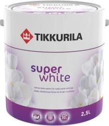 Super White , 2,5 liter