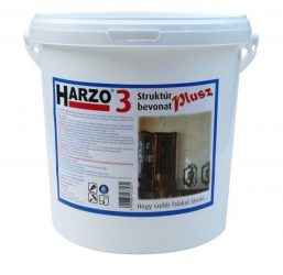 HARZO-3 Plusz Struktúr bevonat