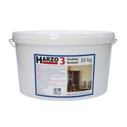 HARZO-3 Struktúr bevonat, 20 kg