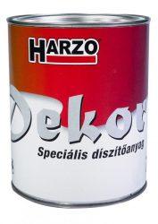 HARZO-Dekor díszítőanyag, 1 literes