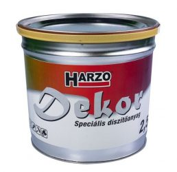 HARZO-Dekor díszítőanyag
