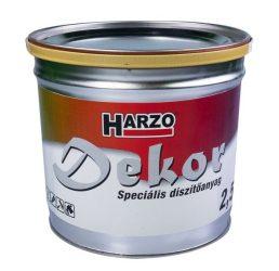 HARZO-Dekor díszítőanyag 2,5 literes