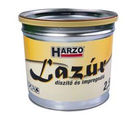 HARZO Fal-lazúr díszítő és impregnáló anyag, 2 literes