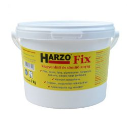 HARZO-Fix kiegyenlítő és tömítőanyag