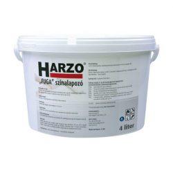 HARZO-Fuga alapozófesték (színtelen) - 4 literes