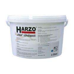 HARZO-Fuga alapozófesték (színtelen), 4 literes