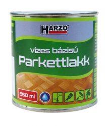 HARZO Parkettlakk vízbázisú selyemfényű, 0,25 lit.