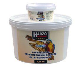HARZO-T16-2K SPECIÁLIS KÉTKOMPONENSŰ ALAPOZÓ, 4 kg