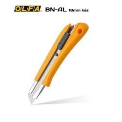 OLFA BN-AL - 18mm-es standard kés / sniccer