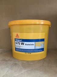 Sikagard_675W_Elastocolor Időjárásálló bevonatok betonfelületek védelmére